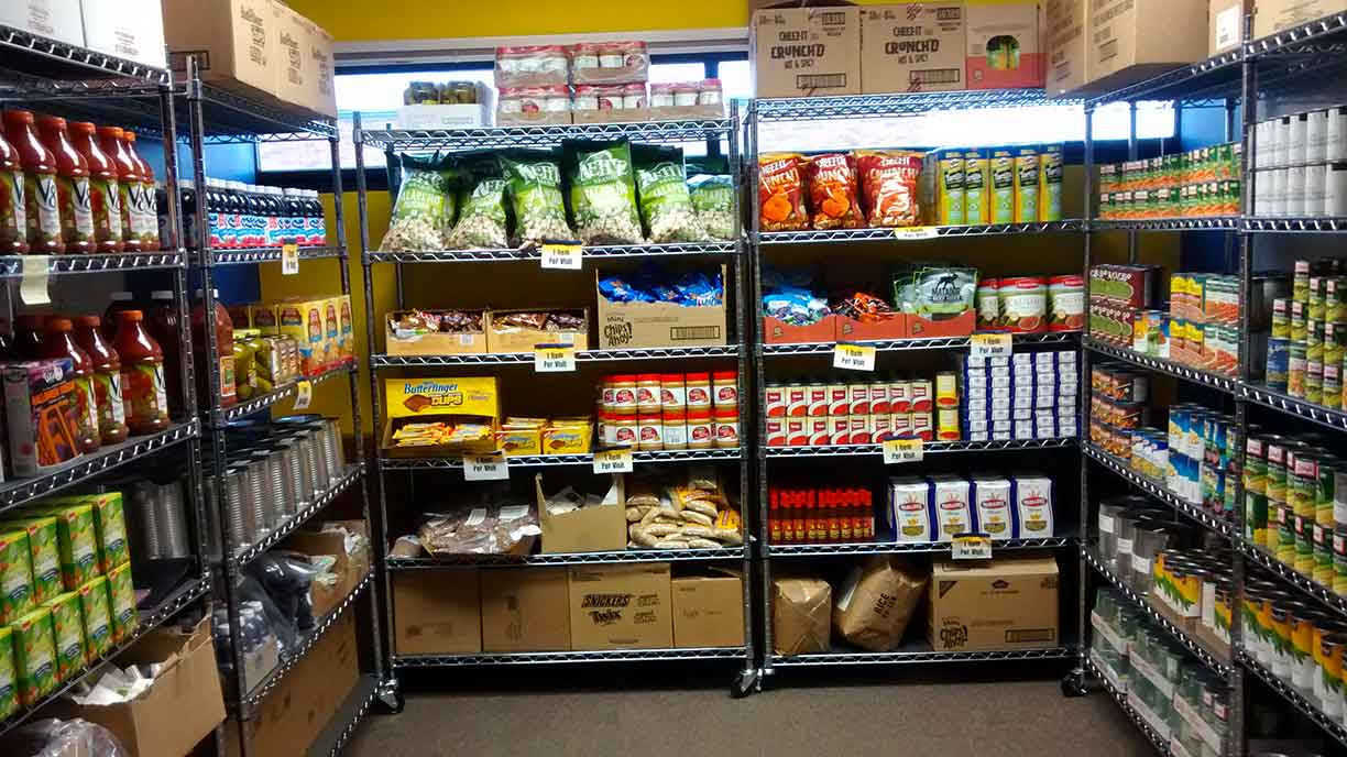 The Hive Supply, RCTC's campus-based food pantry, says the health and safety of students is its No. 1 priority.