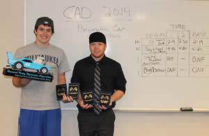 2014 Winners Ryan & Jacob