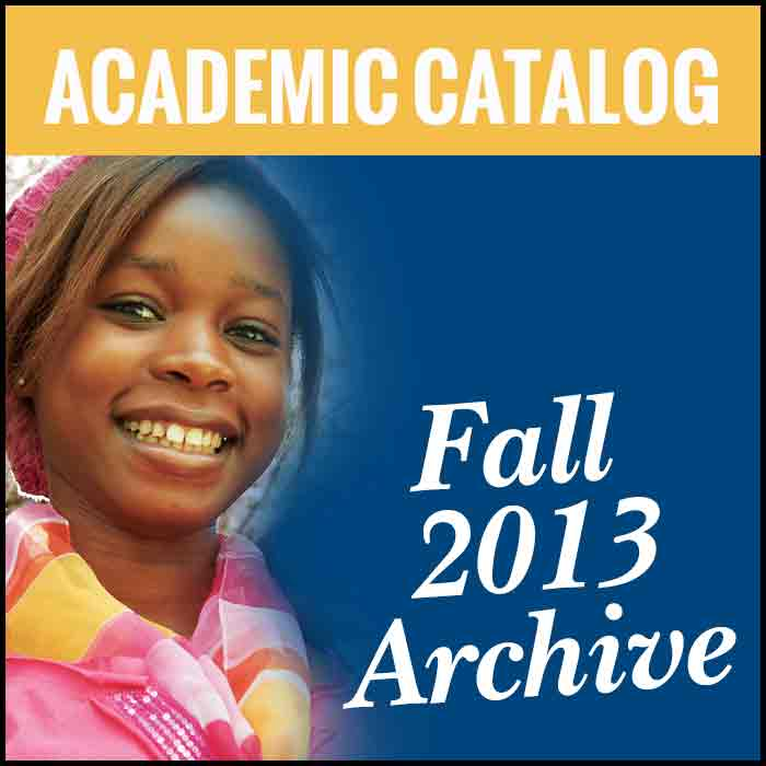 2013 Archive