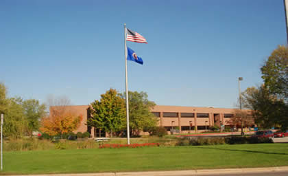 Heintz Center of Rochester Community and Technical College's Campus