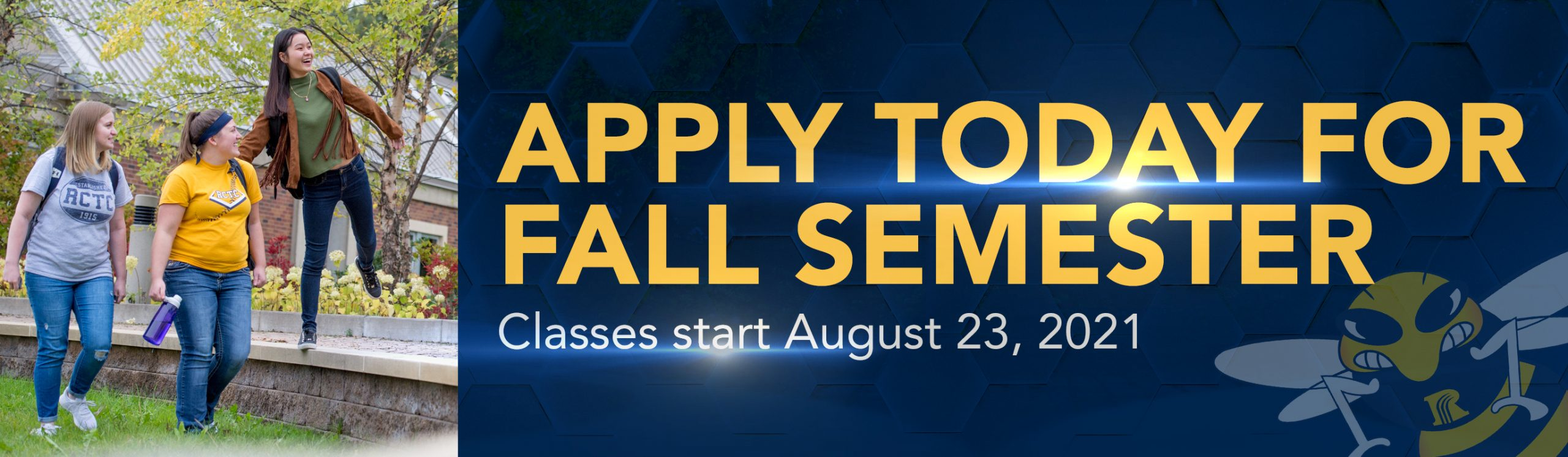 Fall Semester 21 Apply
